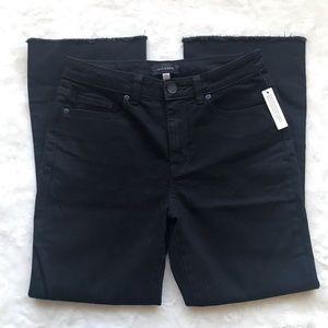 🌼2 for $20!🌼 Halogen Denim Kick Flare Crop Jeans